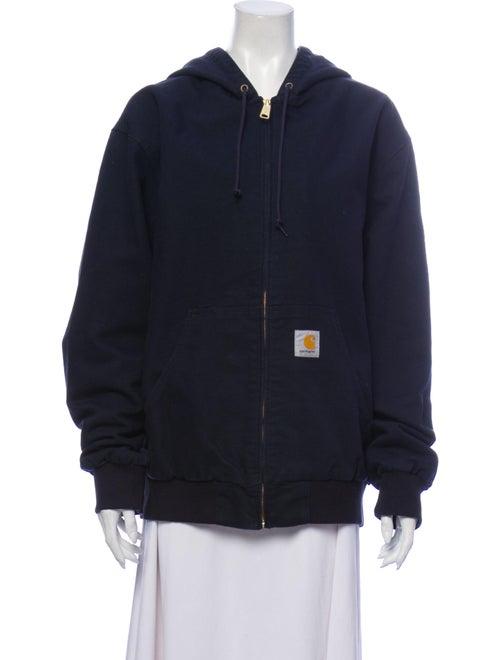Carhartt Bomber Jacket Blue