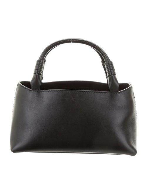 Carolina Santo Domingo Sirena Handle Bag Black