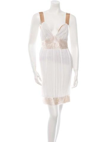 Catherine Malandrino Sheath Dress None