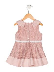 51dd369aa Catherine Malandrino. Girls' Embroidered Dress