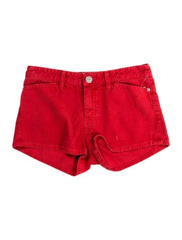 Charlotte Corduroy Shorts
