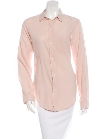The Prep School Shirt Button-Up Top
