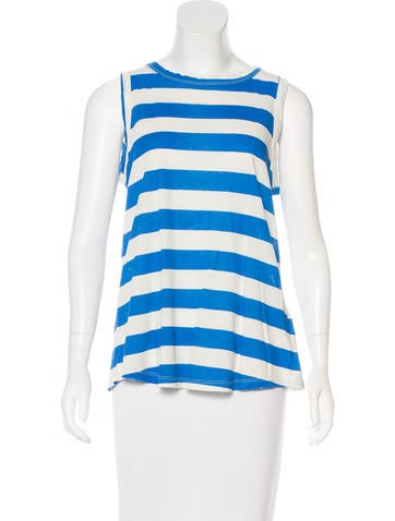 Current/Elliott Sleeveless Knit Top w/ Tags None