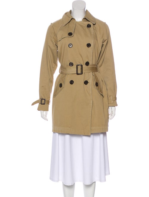Current/Elliott Trench Coat