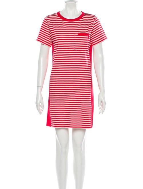Current/Elliott Beatnik Mini Dress w/ Tags Red