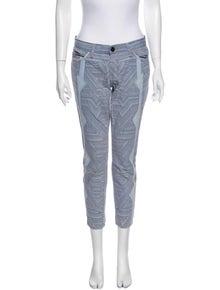 Current/Elliott Mid-Rise Skinny Leg Jeans