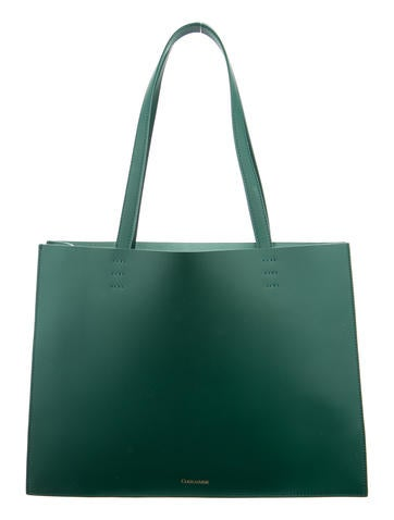 Cuero Mor Leather Mini Tote W Tags Handbags Wcuem20002 The Realreal