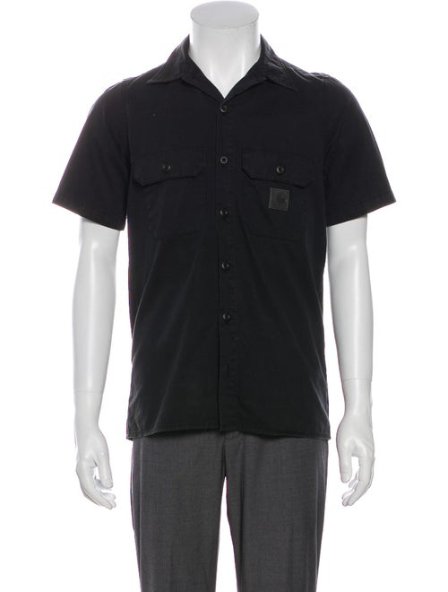 Carhartt Work in Progress Short Sleeve Shirt Black