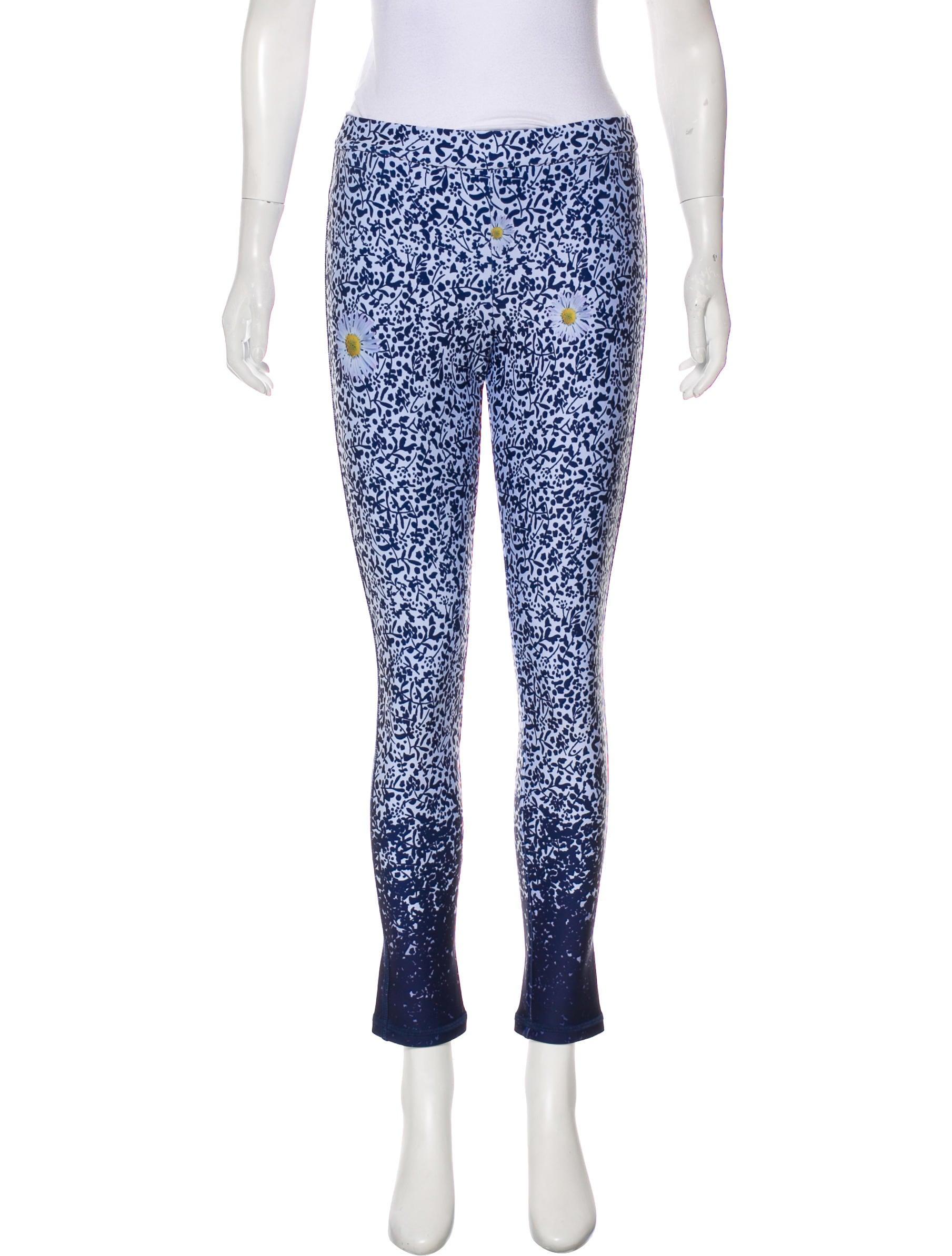 18bb40616fd887 Cynthia Rowley Printed Mid-Rise Pants w  Tags - Clothing - WCY20943 ...