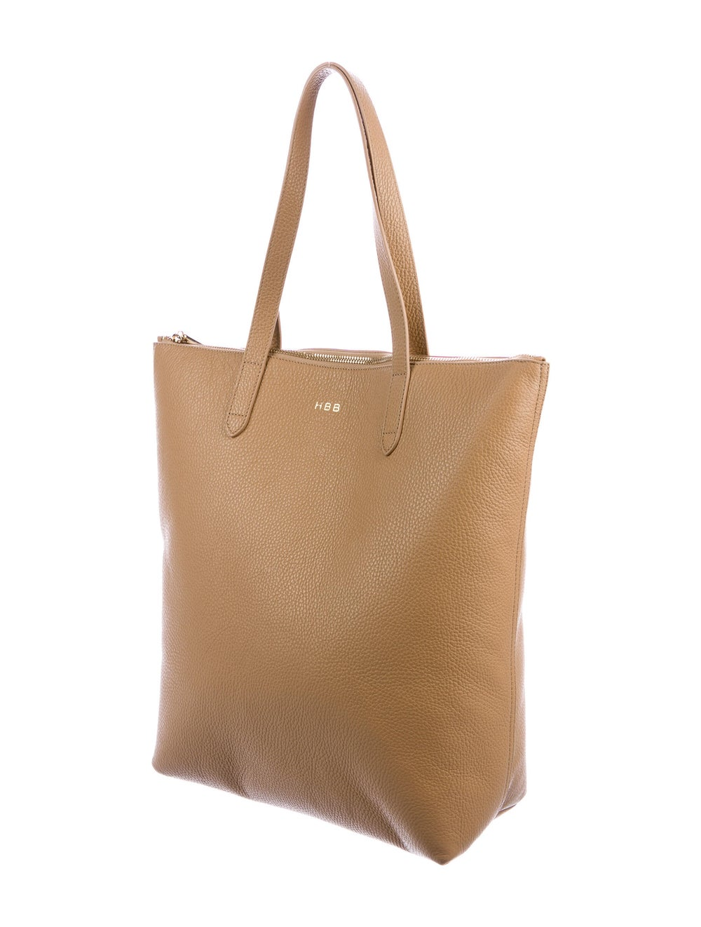 Cuyana Large Leather Tote Brown - image 3