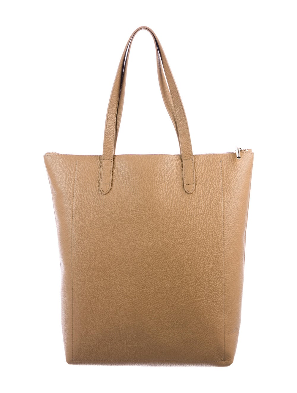 Cuyana Large Leather Tote Brown - image 4