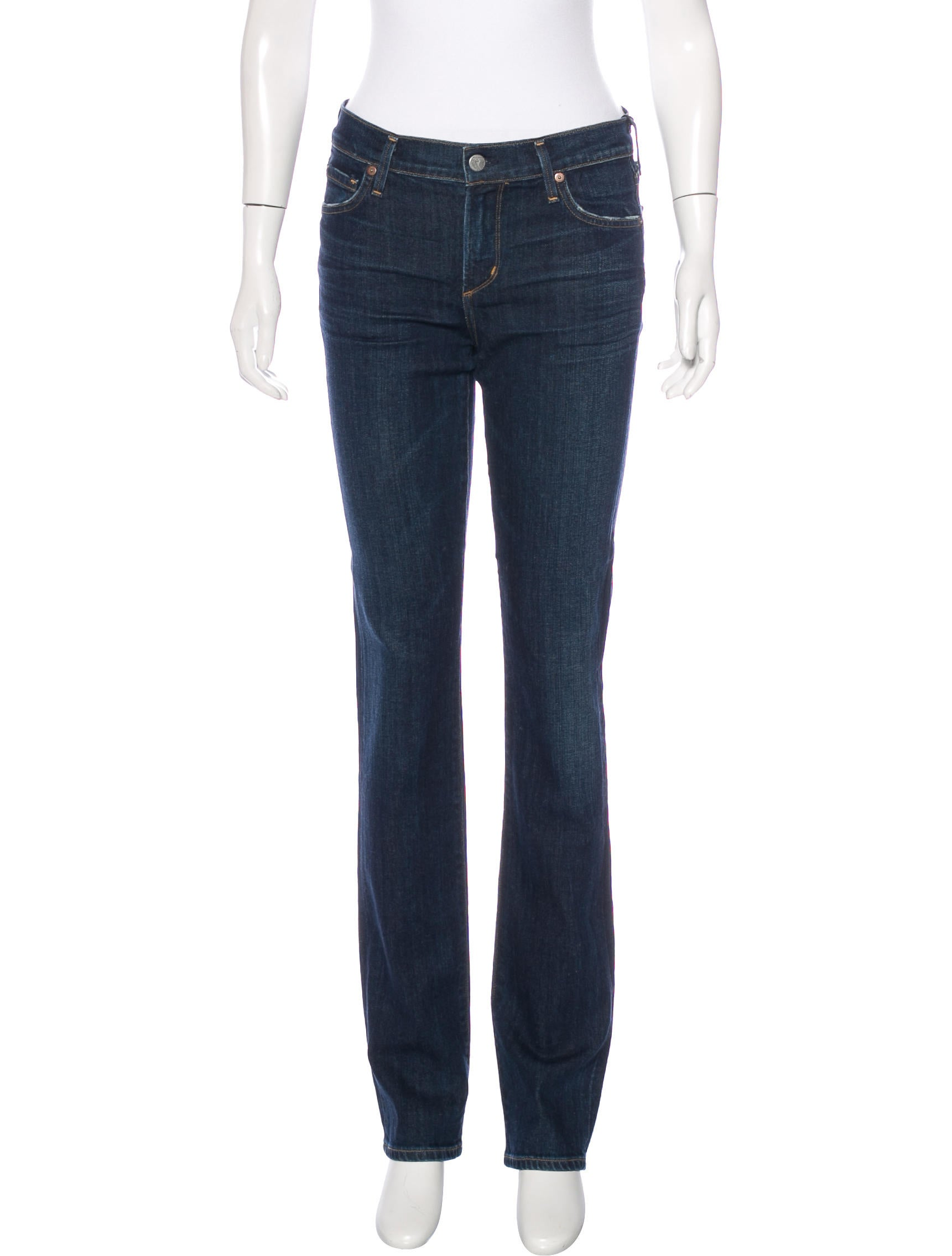 citizens of humanity elson straight leg jeans clothing. Black Bedroom Furniture Sets. Home Design Ideas