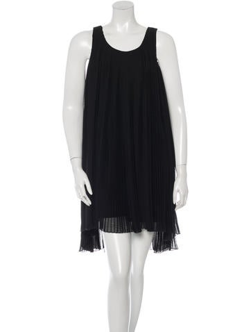 Day Birger et Mikkelsen Pleated Shift Dress None