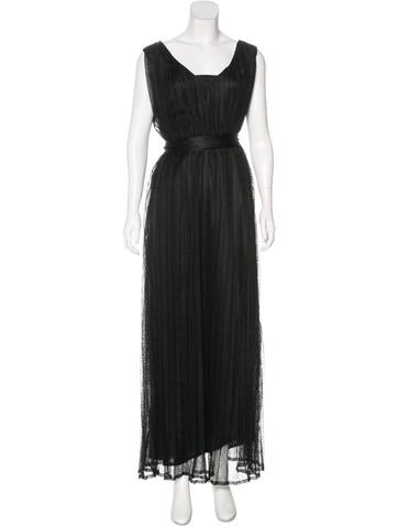 Day Birger et Mikkelsen Lace Evening Dress None