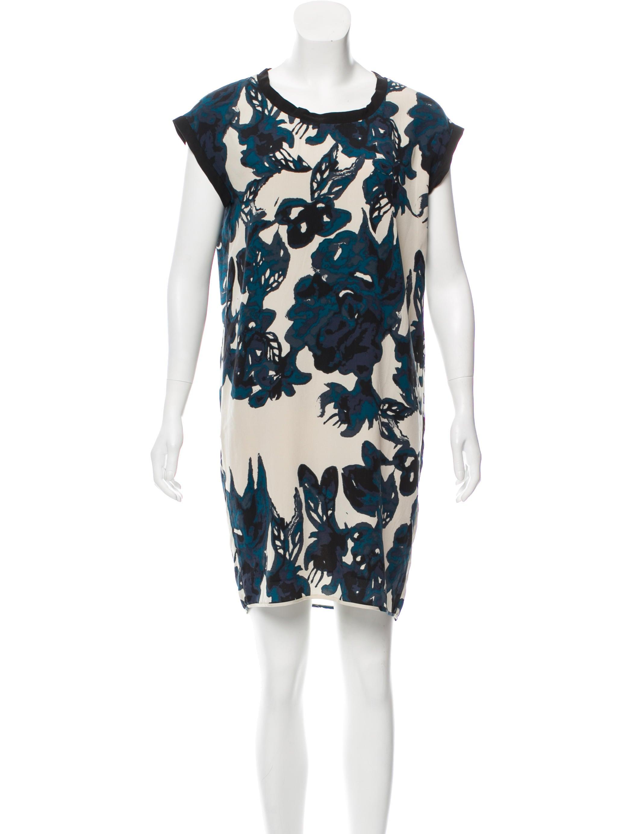 ... Day Birger et Mikkelsen Silk Floral Print Dress w  Tags. Silk Floral  Print Dress w  Tags 216563ab5