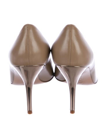 Delman Brisa Leather Pumps w/ Tags low price for sale low cost for sale very cheap for sale mBRWgZDU6