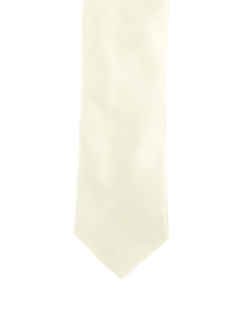 Daniel Cremieux Silk Woven Tie green