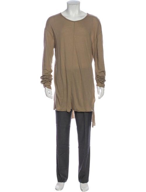 Daniel Patrick Crew Neck Long Sleeve T-Shirt