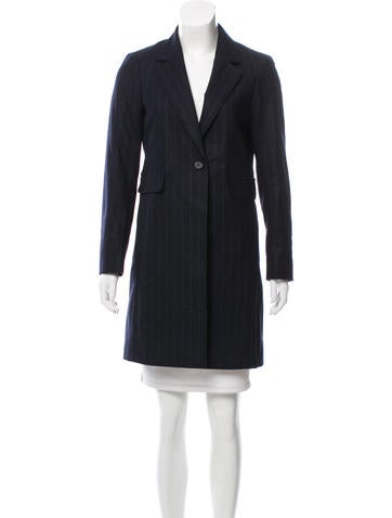 Gerard Darel Structured Wool Coat w/ Tags None