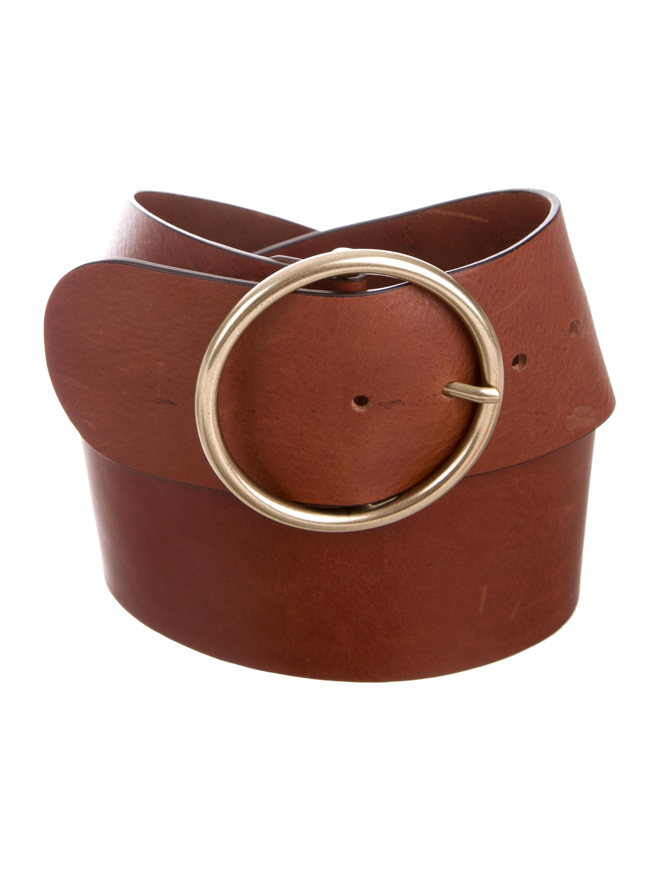 427e210113335 Gerard Darel Leather Wide Waist Belt w  Tags - Accessories ...