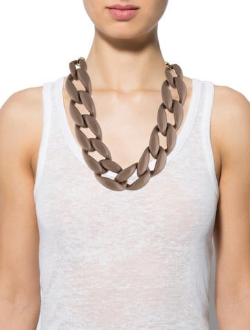 Nate Chain-Link Necklace