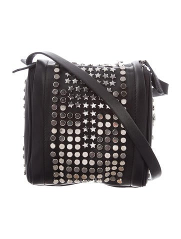 Diesel Black Gold. Embellished Sirius Crossbody Bag 798ea8862757e