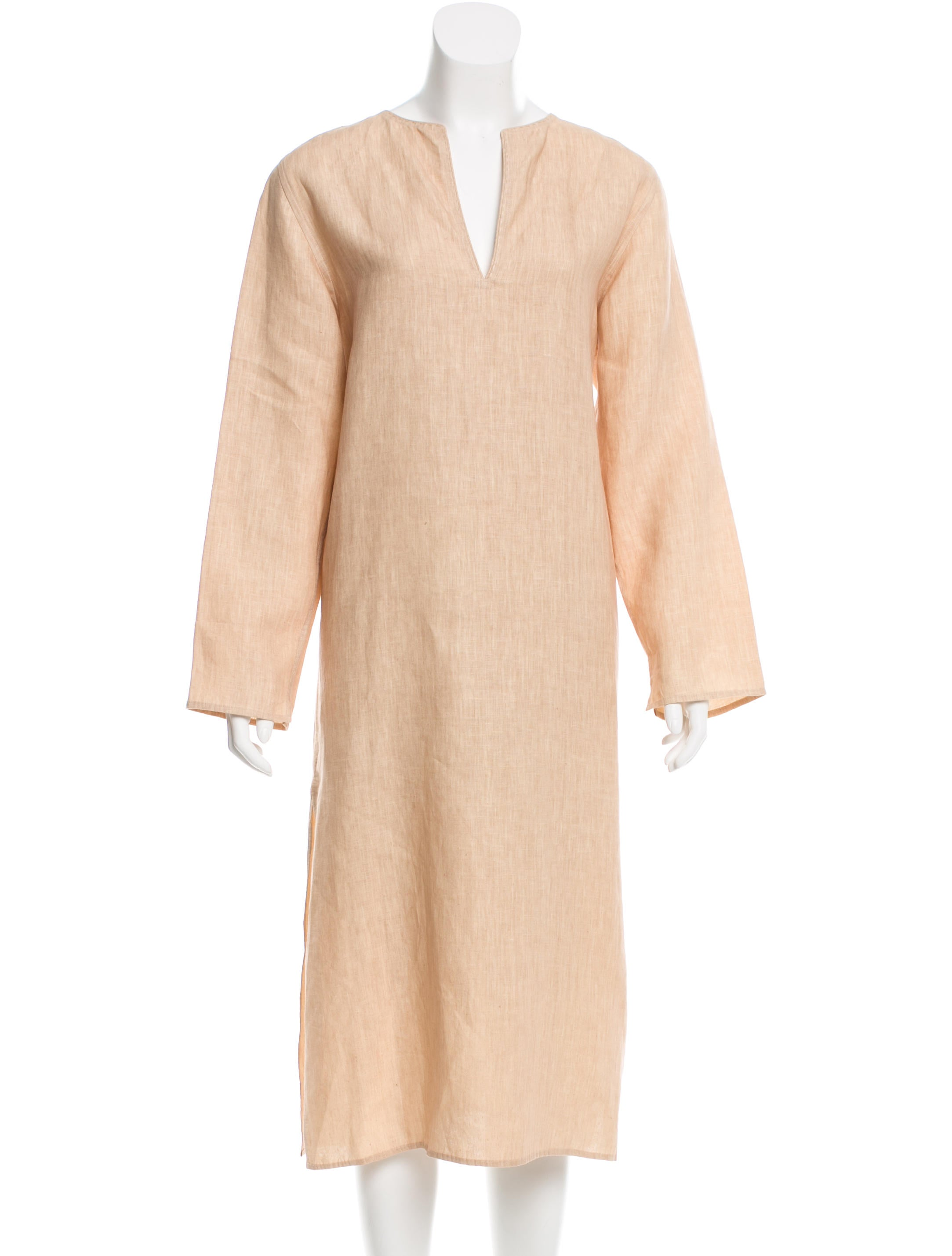 3598d43c0c9 Denis Colomb Linen Midi Dress w  Tags - Clothing - WDC20017