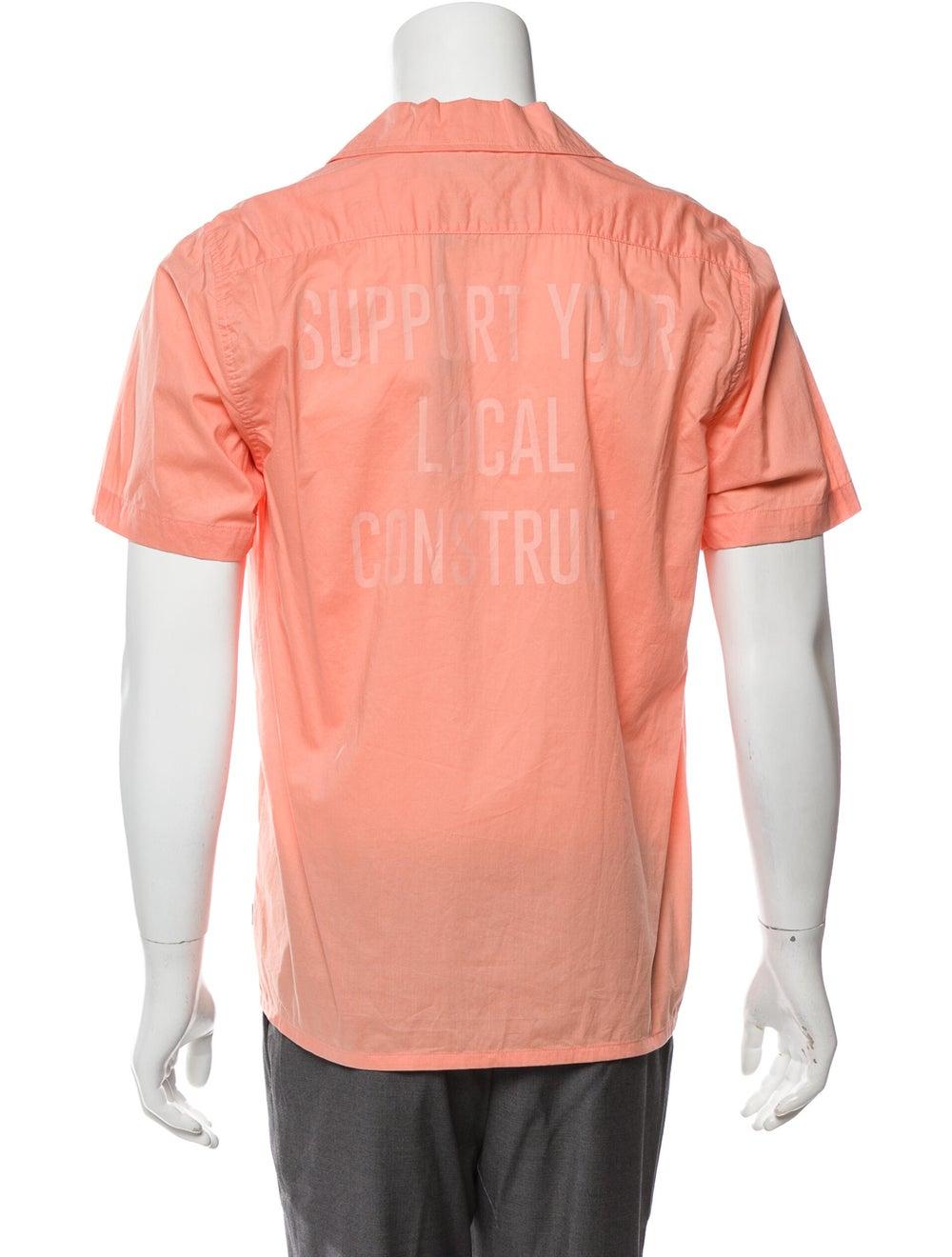 Dickies Construct Woven Short Sleeve Work Shirt w… - image 3