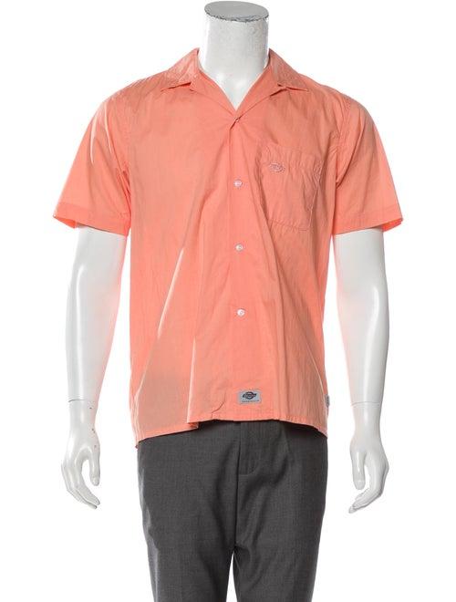 Dickies Construct Woven Short Sleeve Work Shirt w/