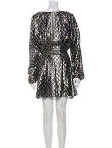 Dodo Bar Or Silk Mini Dress