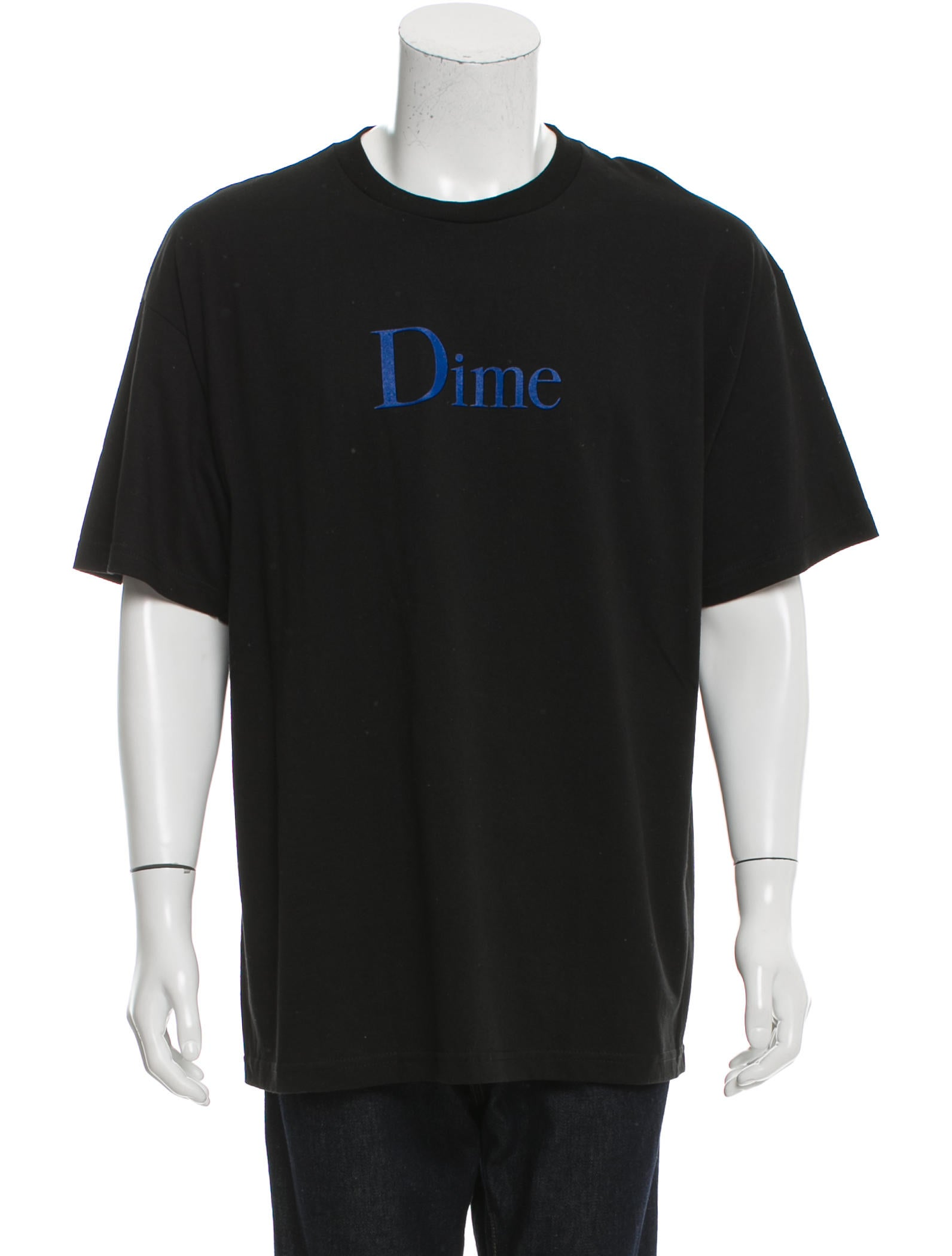 Dime Printed Logo T Shirt Clothing Wddme20010 The