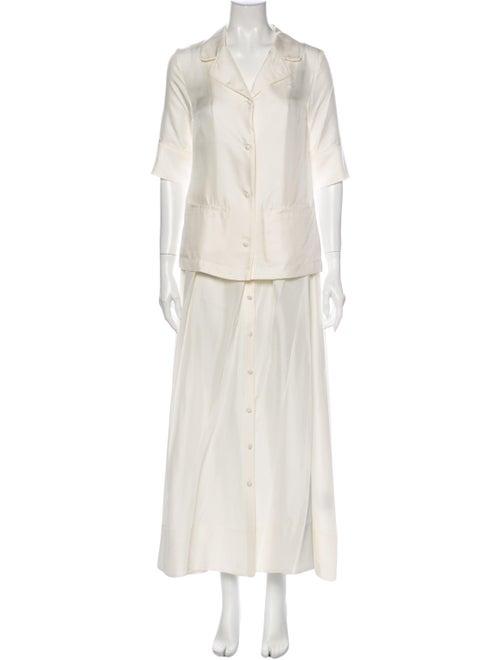 Deitas Silk Skirt Set