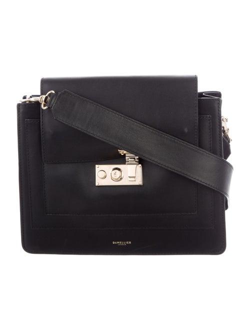 DeMellier Leather Crossbody Bag Black