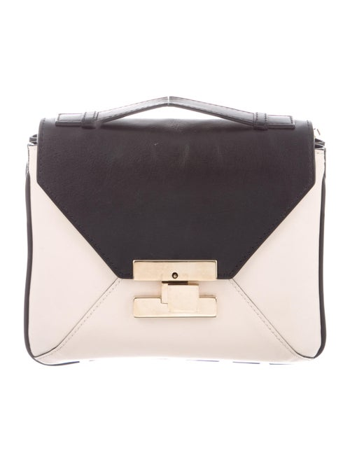 DeMellier Leather Crossbody Bag Black
