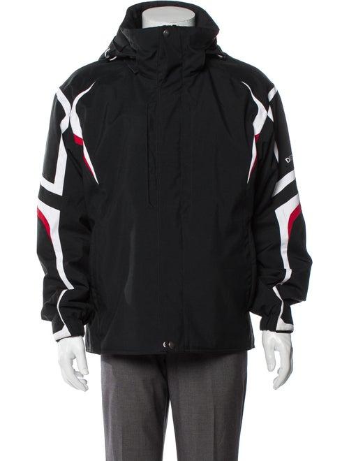Descente Jacket Black