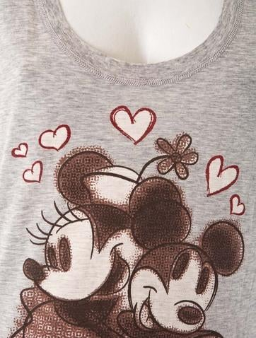 Cotton Disney Tank