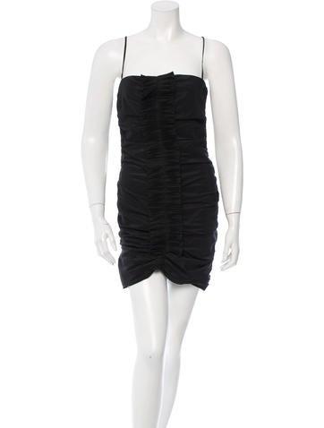 D&G Pleated Mini Dress