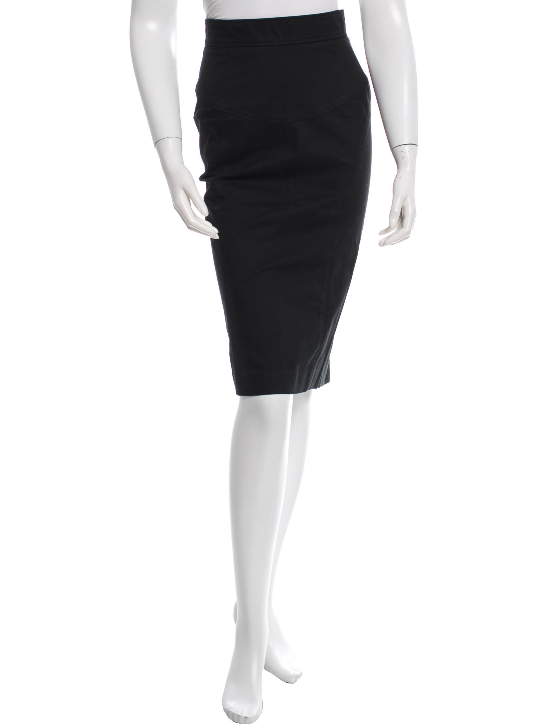 d g knee length pencil skirt clothing wdg30853 the