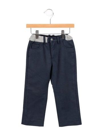 D&G Boys' Straight-Leg Pants None