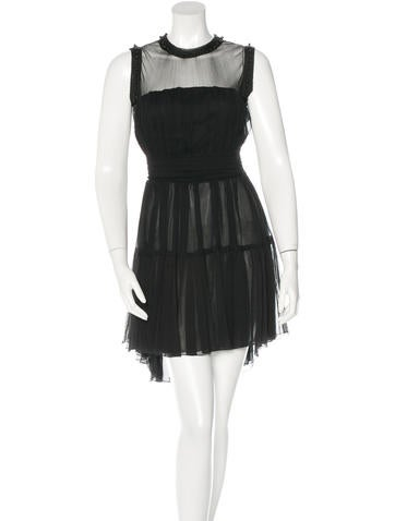 D&G Silk Embellished Dress w/ Tags None
