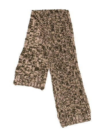 D&G Boys' Wool-Blend Marbled Scarf None