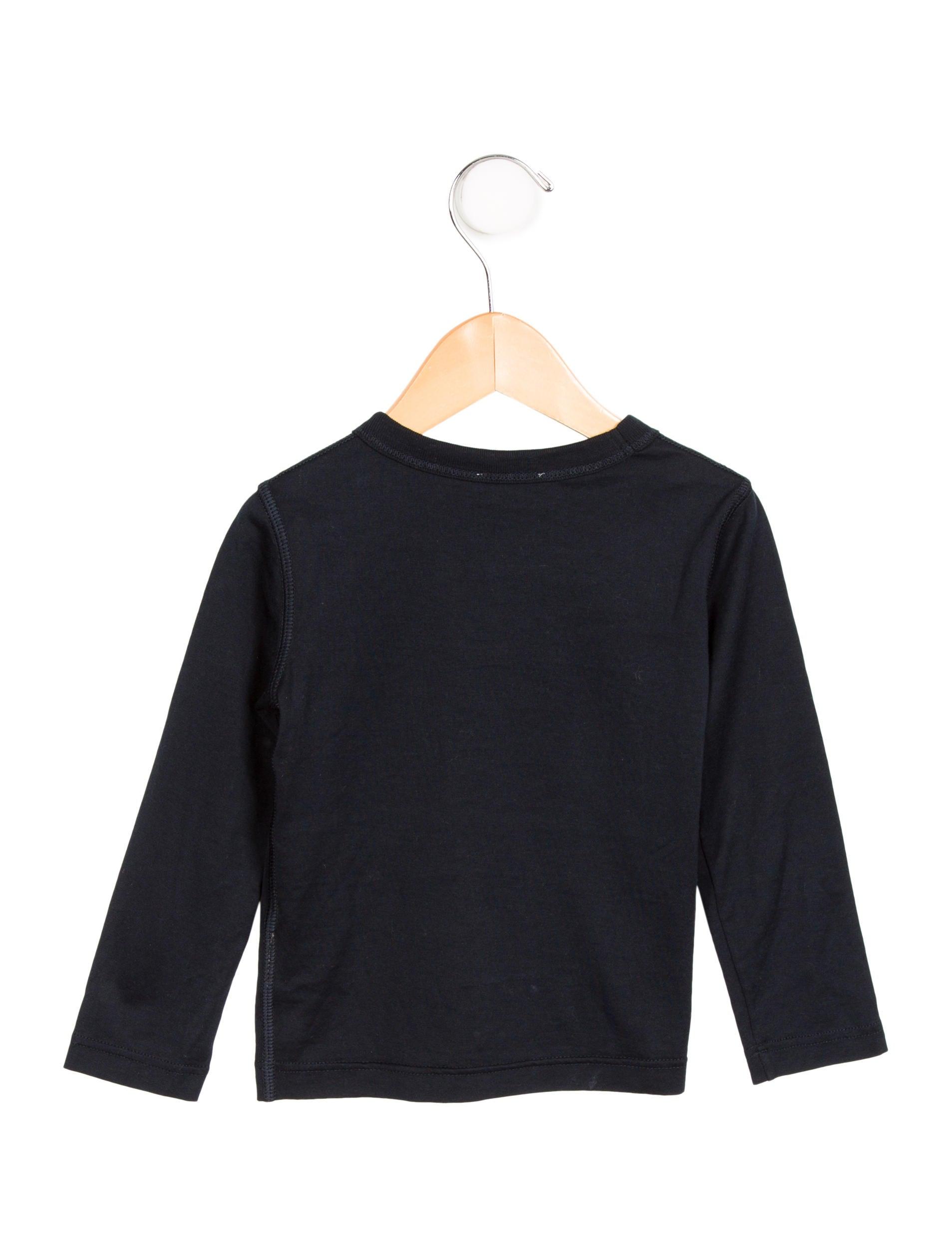 D g boys 39 long sleeve scoop neck shirt boys wdg34319 for Long sleeve scoop neck shirt