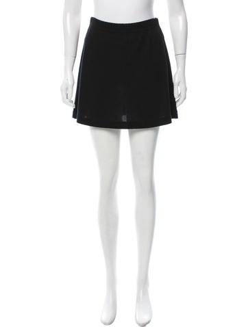 D&G Knit Mini Skirt None
