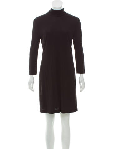D&G Long Sleeve Mini Dress None