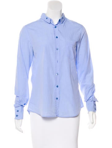 D&G Button-Up Top None