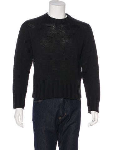 D&G Wool-Blend Seed Knit Sweater None