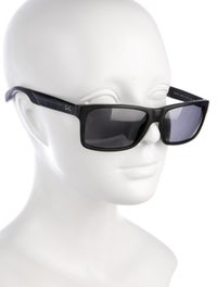 Tinted Square Sunglasses image 4