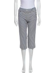D&G Striped Wide Leg Pants