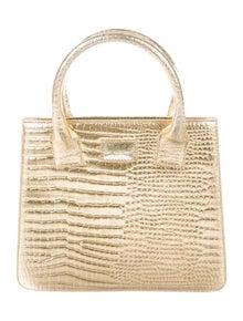 D&G Embossed Handle Bag