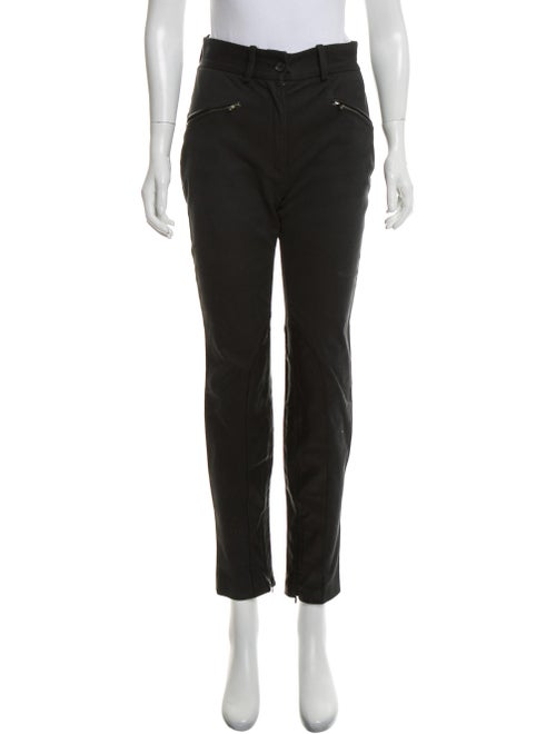 D&G Straight Leg Pants Black
